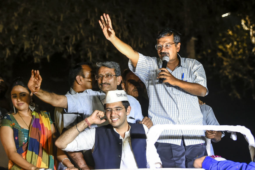 Take Money and Gifts From Other Parties But Vote for AAP: Arvind Kejriwal