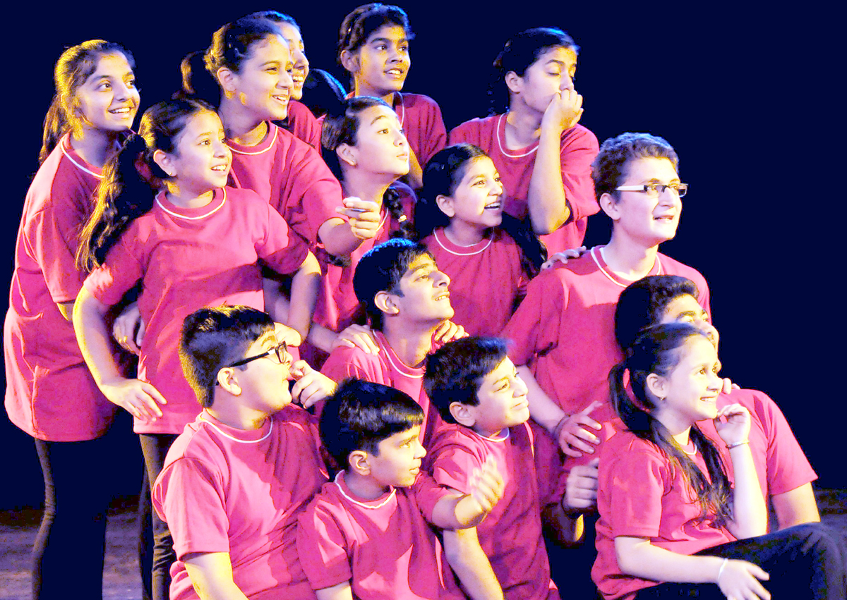 Children Theatre: Creative endeavour during Summer break
