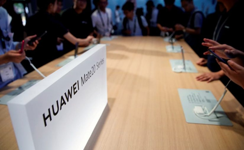 Huawei Sues US Commerce Department Over Seizure of Telecommunications Gear