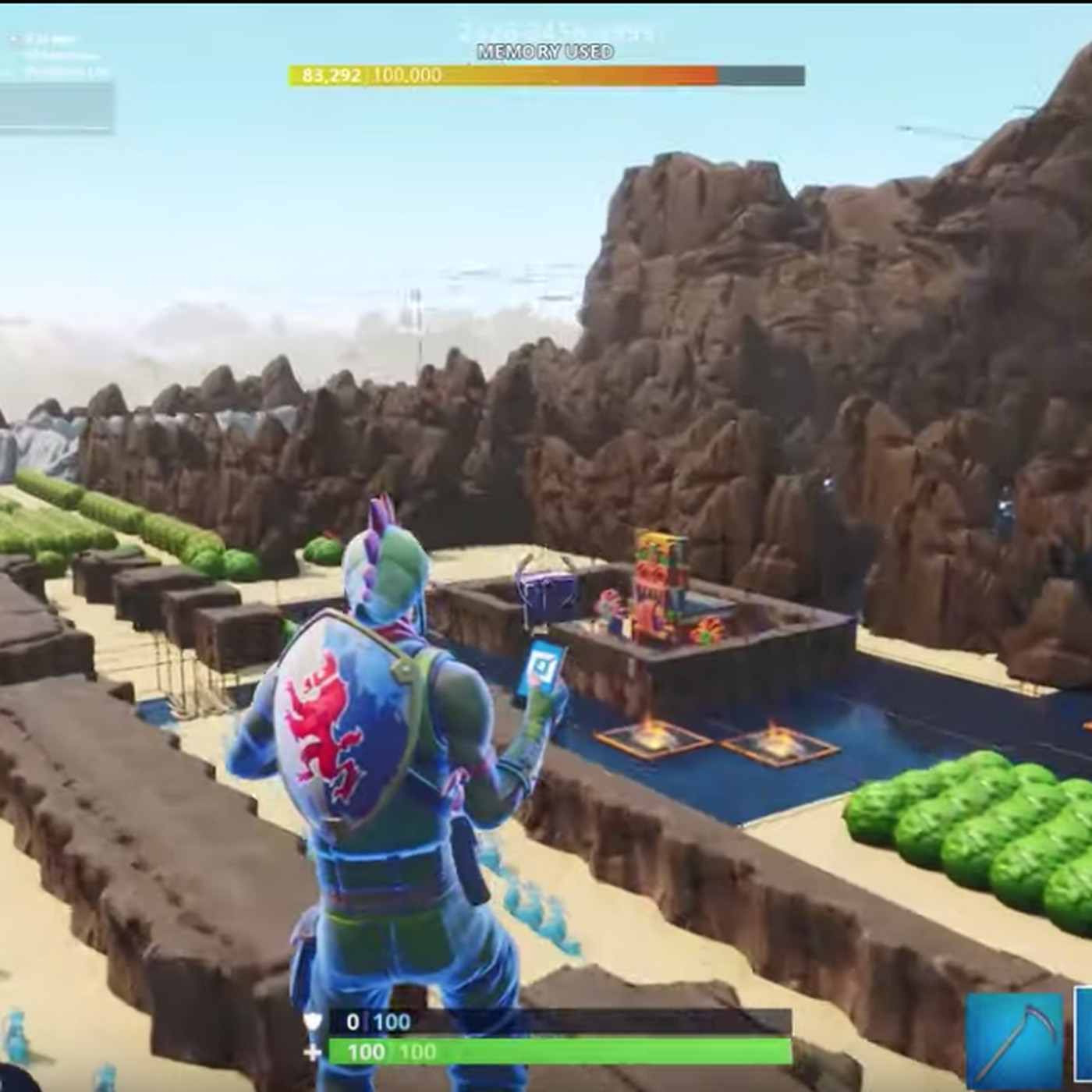 Here's The Legend of Zelda remade in Fortnite Creative