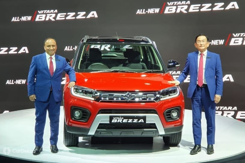 Maruti Suzuki Vitara Brezza Facelift To Launch In Mid-Feb