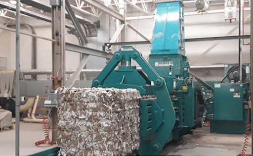 A Brief Guide To Recycling Baler Types